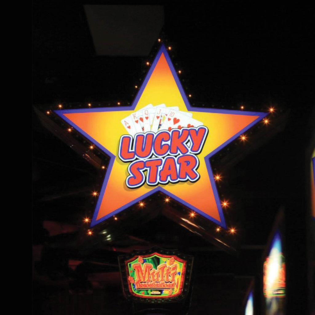#40 lucky star