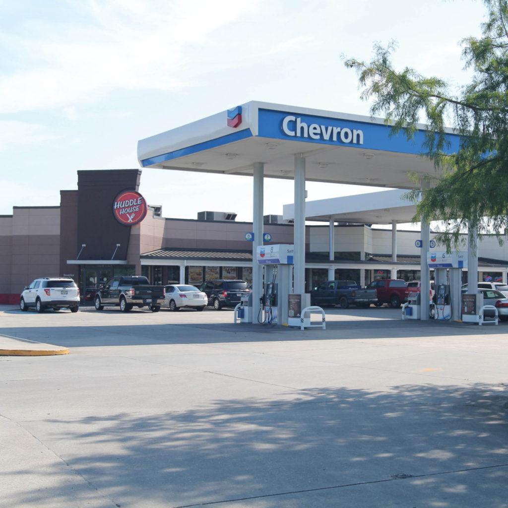 Chevron #40